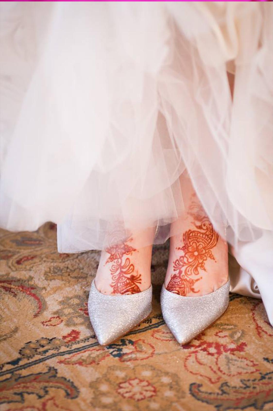 bridal-feet